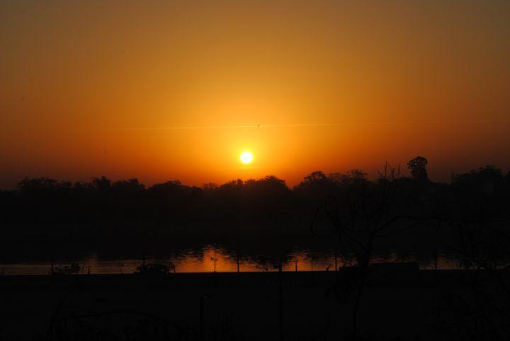 sunrise - Krishnendu K J