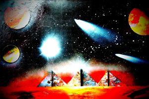 Pyramids of Madness!