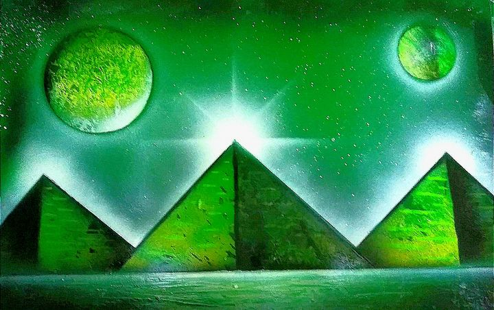Meditation Temples - Psykadelik Kreations