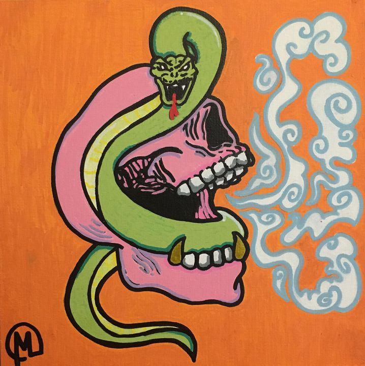 Bleach - Mike's Paintings