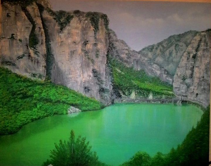 Lake of Shkopet - Vilma