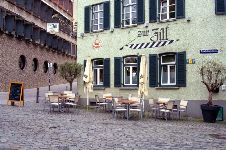 D - Ulm : Restaurant zur Zill - My Pictures
