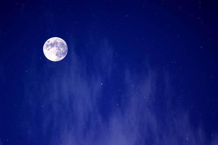 Lunam mane nebula - My Pictures