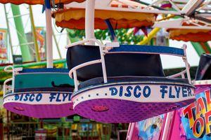 Disco flyer