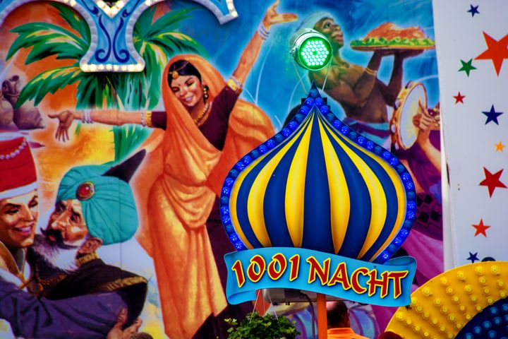 1001 nights - My Pictures
