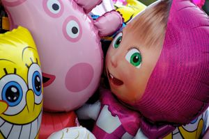Concept funfair : Balloons