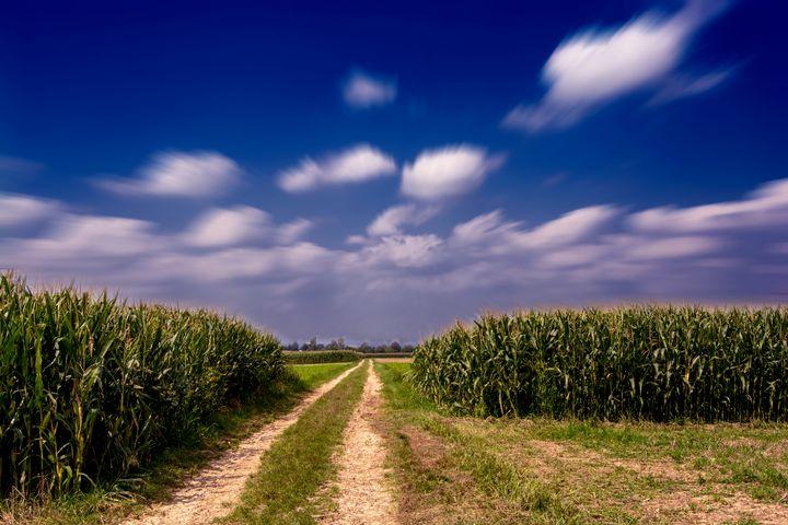 Swabian landscape - My Pictures