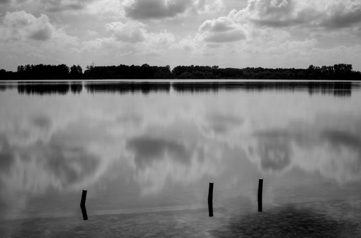 Cloud reflections - My Pictures