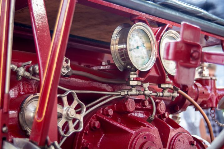 Old firebrigade technic - My Pictures