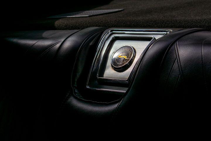 Automobile interior - My Pictures