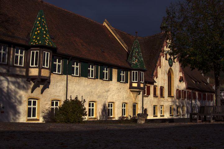 Kloster Blaubeueren - My Pictures