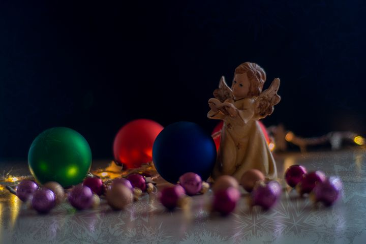 Concept Christmas : Christmas time - by Photoart-Naegele