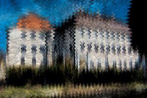 Abstract : Schloß Großlaupheim
