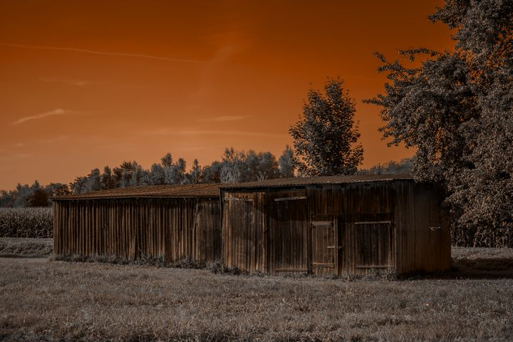 The old barn - My Pictures