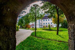 Schloss Grosslaupheim - Swabia