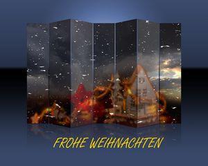 Concept Christmas: Frohe Weihnachten