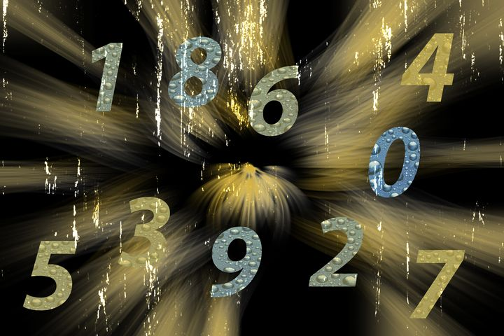 Concept numbers : Countdown - by Photoart-Naegele