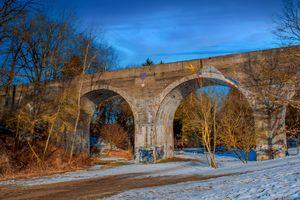 DE - Baden-Württemberg : Viadukt