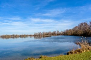 DE - Baden-Württemberg : Quarry lake
