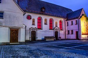 Laupheim : St. Leonhardskapelle