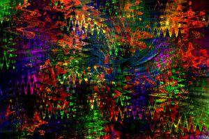 Abstractart : Don´t move, but enjoy