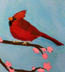 A Little Red Cardinal