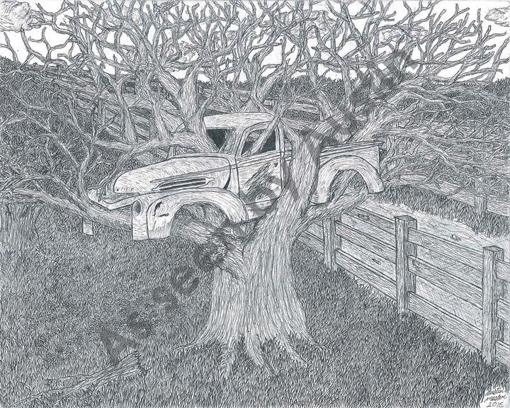 Growing up (print) - Austin Mesler