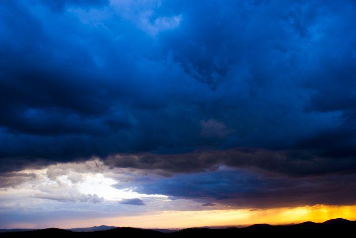 Greens Peak AZ - Abstract Fine Art & Photography by Len Morales Jr.