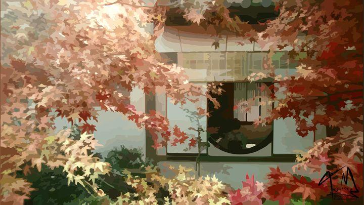 Sakura - Cerejeira - Thiago Garou Mitsu - Art