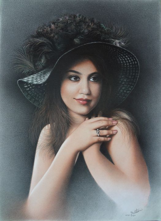 Beauty - Ensieh Farrokhi