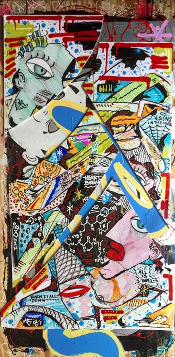Fly Wisdom - Christopher Johnson Art