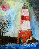 A lighthouse ..at the end of Earth..