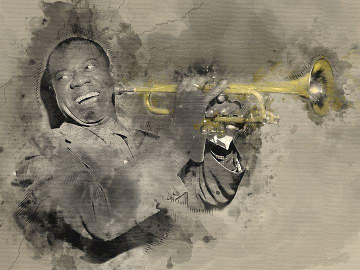 Louis Armstrong (1955) - Tallefarro