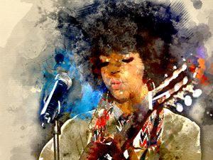 afro blues