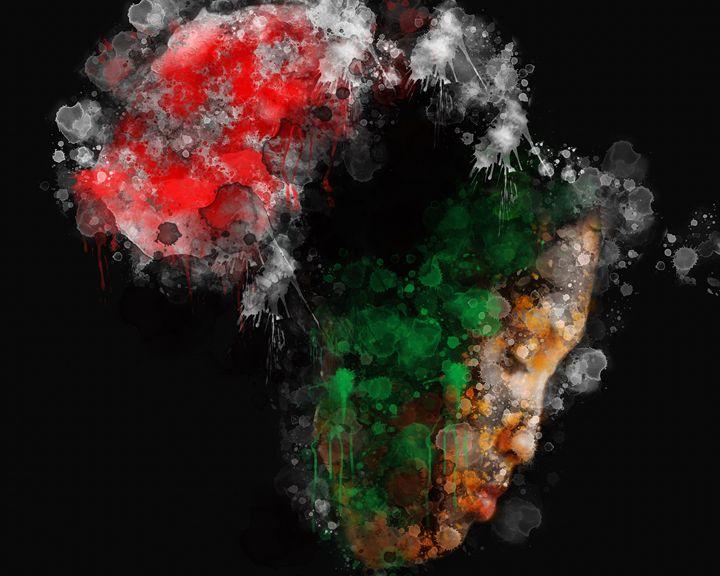 MissAfrica - Tallefarro