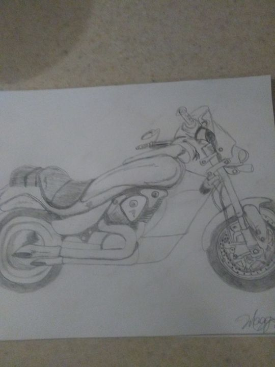 Motorcycle - Maggs