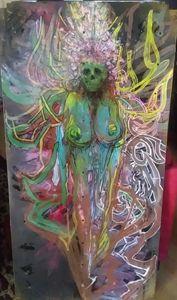 Abstract scullian
