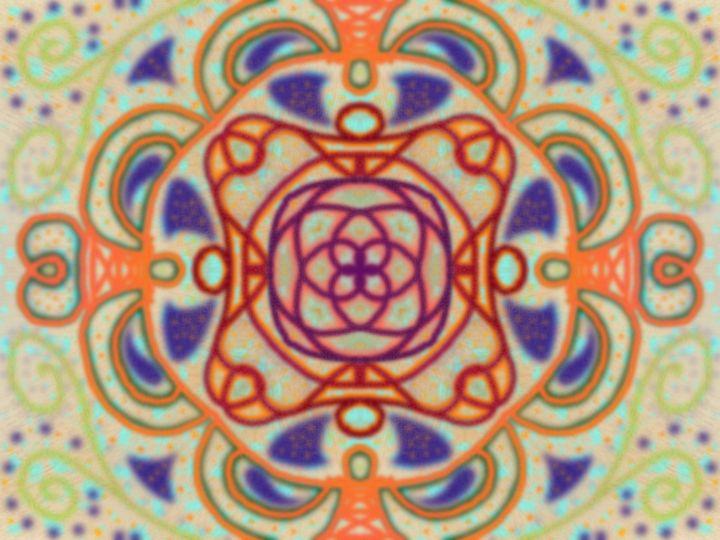 Swirls 1 - Melissa
