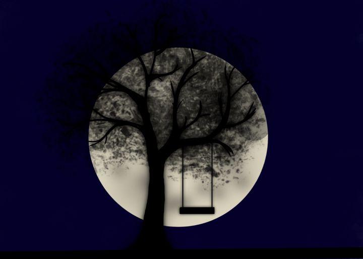 Moonlight swing set - Melissa