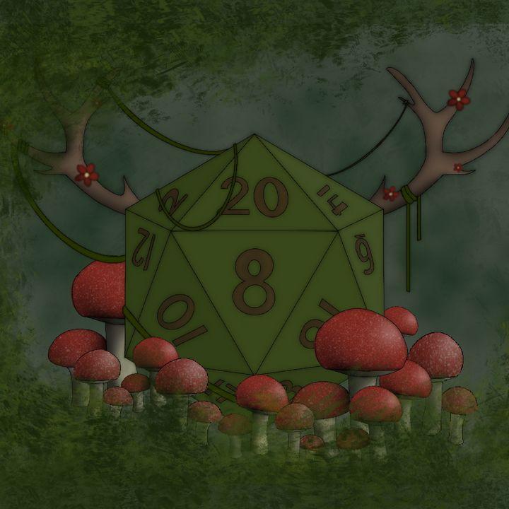 Druid d20 - Melissa