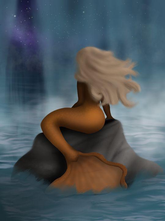 Mermaid - Melissa
