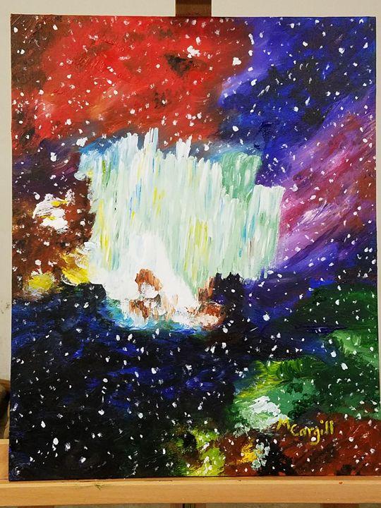 Mystic Sky - Mary Cargill