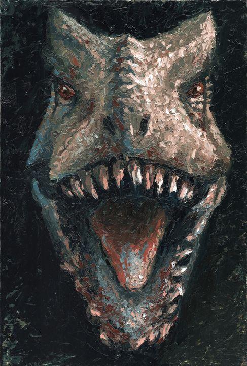Jurassic - nyoman meyka tri darma