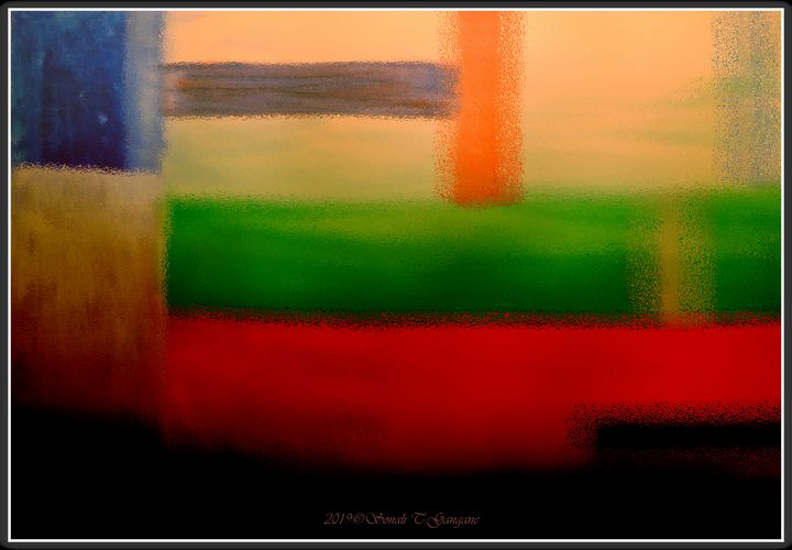 Abstract series 4 - Sonali's Artistic Hues