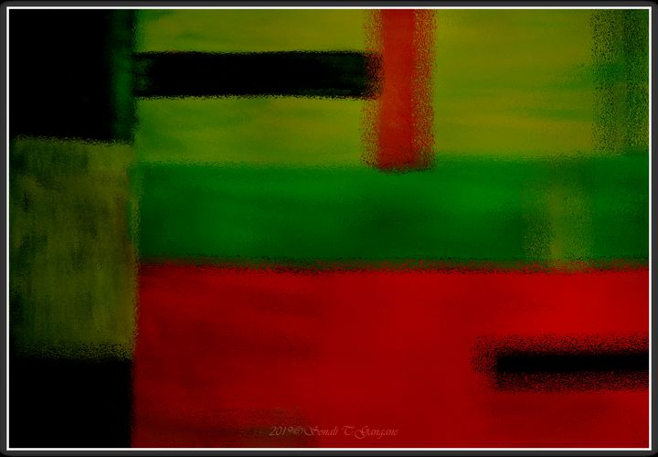 Abstract series 1 - Sonali's Artistic Hues