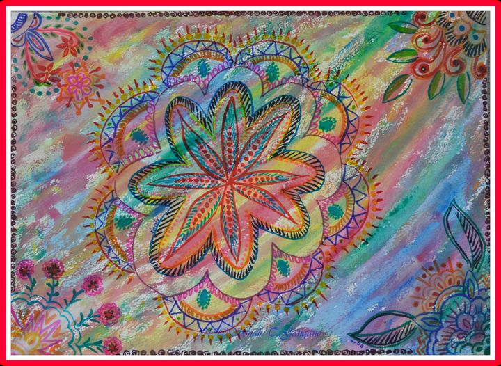 Happiness in Colors - Sonali's Artistic Hues