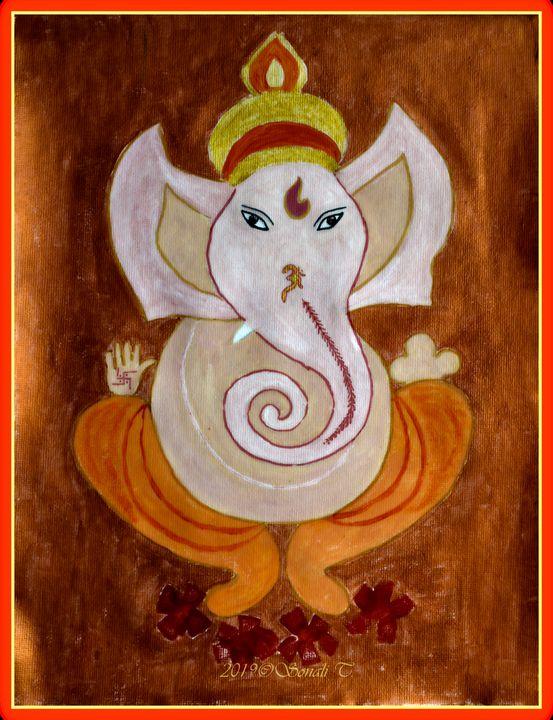 Ganadevta - Sonali's Artistic Hues