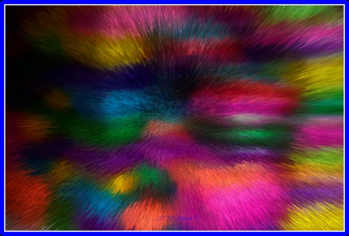 Colour blast - Sonali's Artistic Hues