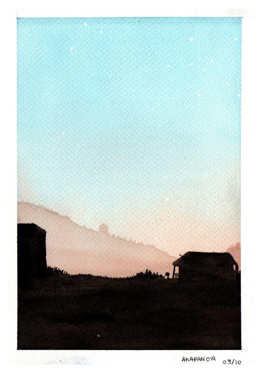 Sky dawn - Akapan