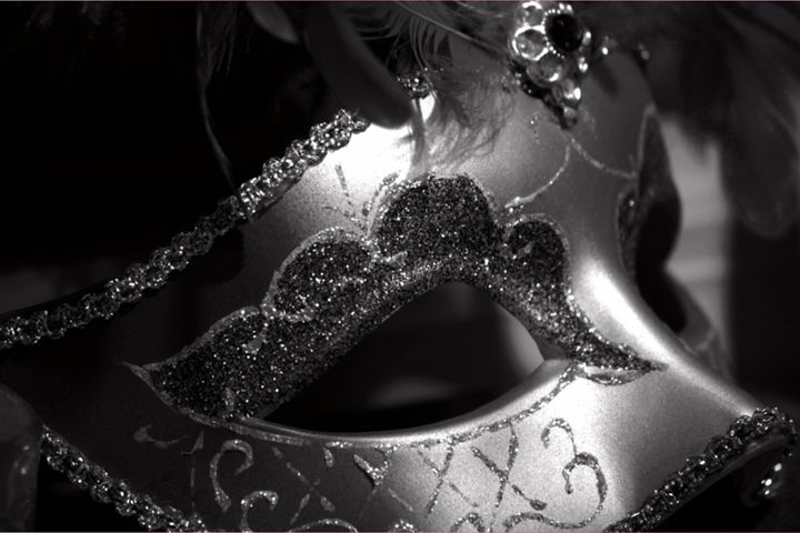 The Truth Behind The Mask - Rikki Lea's Photography
